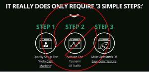 Not a three-step system