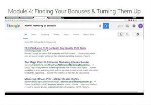 PLR bonuses