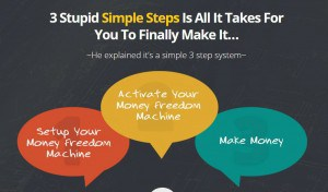 Three simple stupid steps