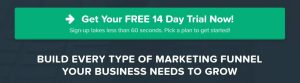 Clickfunnel 14 day trial