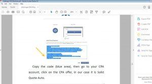 Copy code1