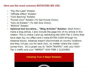 Kinds of rotators