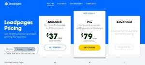 Leadpages pricing1