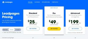 Leadpages pricing2