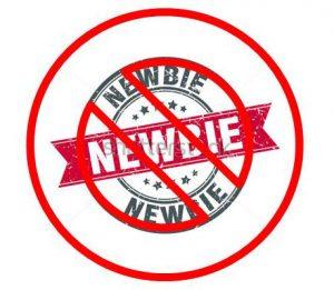 No newbies