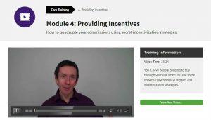 Provide Incentive