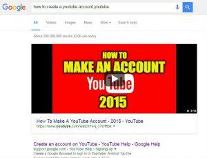 Youtube google