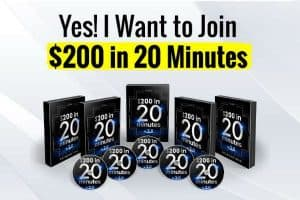 $200 In 20 Minutes Featured Image