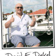 David Dekel's image from DavidDekel.com