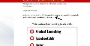 Easiest way to make money online sale page claim