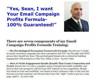 Email campaign profit formula2