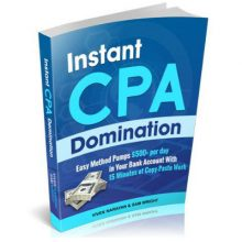 Instant CPA Domination Featured Image