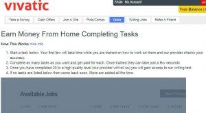 No tasks (tasks)