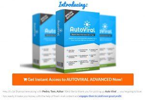 AutoViral Upsells 1