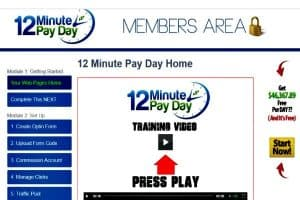 12 Minute Payday Review Featured Image