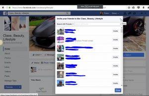 AutoViral Invite Friends