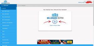 Millionaire Biz Pro Membership Site