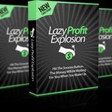 Lazy Profit Explosion Review Featured Image