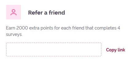 refer a friend screenshot - yougov