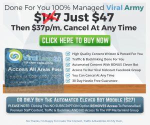 Viral Loop Upsells 1