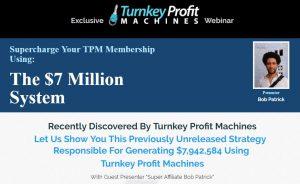 Turnkey Profit Machines Upsell 5