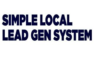 Simple Local Lead Generation System Review Featured Image