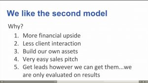 Simple Local Lead Generation System Business Model