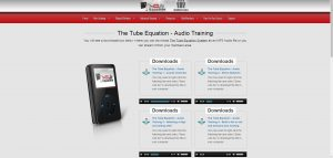 The Tube Equation Training 4
