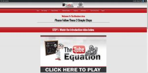 The Tube Equation Membership Site 1