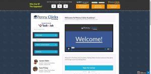 Penny Clicks Academy Membership Site