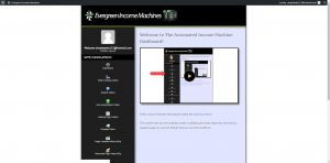 Evergreen Income Machines Membership Site