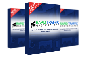 Rapid Traffic Masterclass Review Featured Image