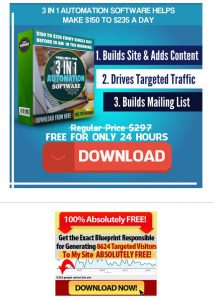 Buyers List Blueprint Bonuses 2