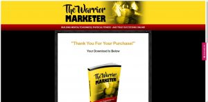 The Warrior Marketer Download Page