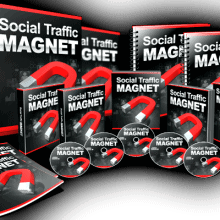 Social Traffic Magnet Review Featured Image