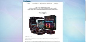TubeLoom Membership Site