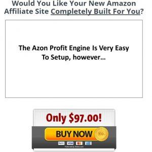 Azon Profit Engine Upsell 3