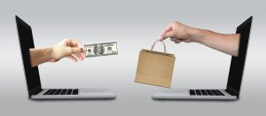 online business money transaction