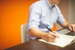 start an online business working