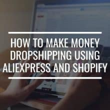 How to Make Money Dropshipping Featured Image