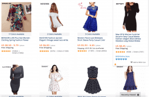 picking the right products to dropship using aliexpress