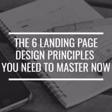 Landing Page Design Principles