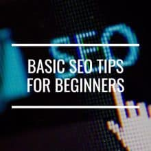 Basic Seo Tips For Beginners Featured Image