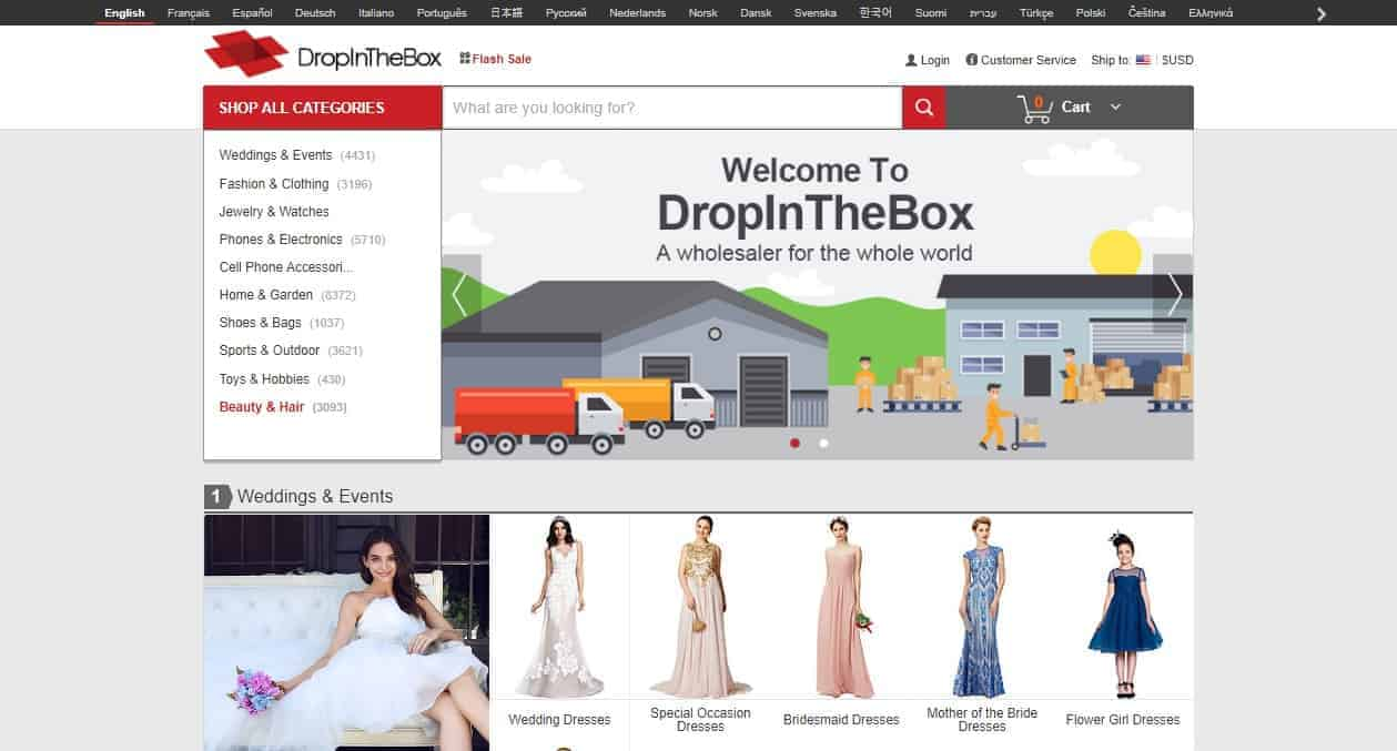 8 Popular Dropshipping Suppliers From China To Check Out