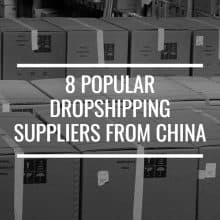 Dropshipping Suppliers China