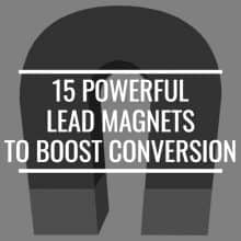 15 powerful lead magnets to boost conversion for your ecommerce site 15 powerful lead magnets to boost conversion fandeluxe Gallery