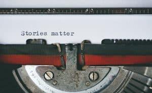 content writer skills: storytelling