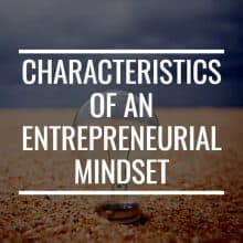 The 12 Characteristics Of An Entrepreneurial Mindset