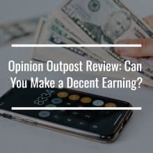 Opinion Outpost Review featured image