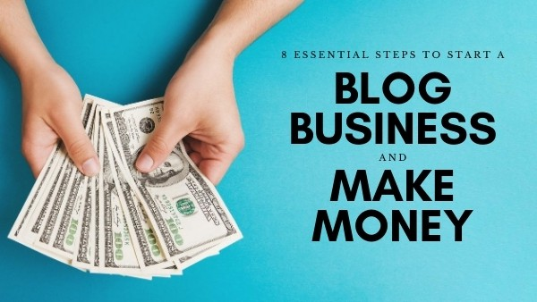 blog business and make money